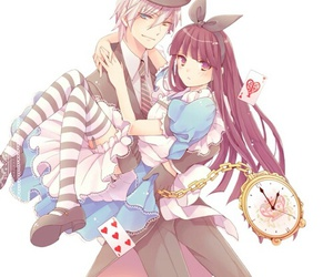 anime, inu x boku ss, and miketsukami image