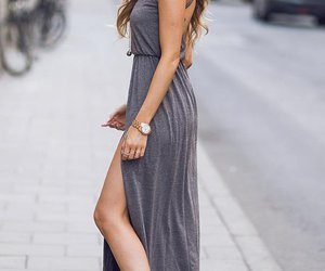 dress, fashion, and converse image