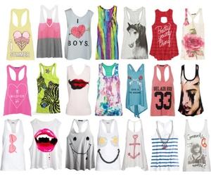 shirt and t-shirt image