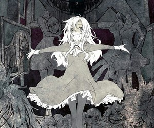 ib, mary, and anime image