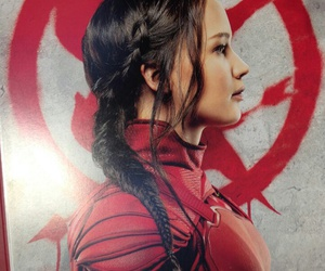 katniss everdeen, mockingjay, and mockingjay part 2 image
