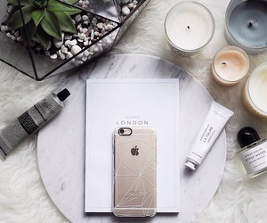 apple, book, and iphone image