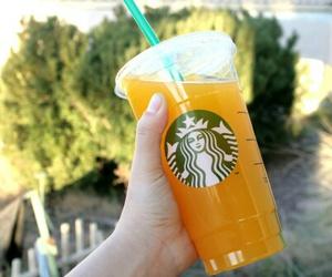 starbucks and drink image