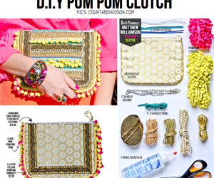 diy and clutch image