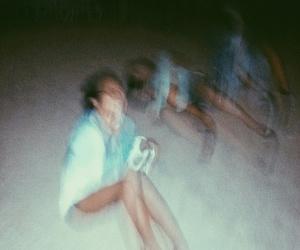 blur, grunge, and life image