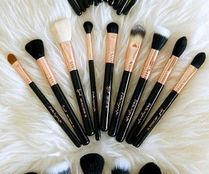 cosmetics, make up, and love image