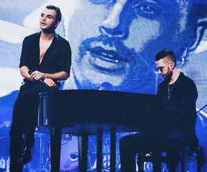 hurts, music, and theo hutchcraft image