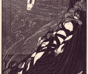 harry clarke and the pit and the pendulum image
