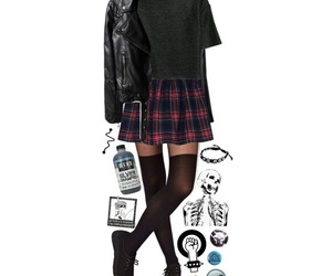 aesthetic, clothing, and grunge image
