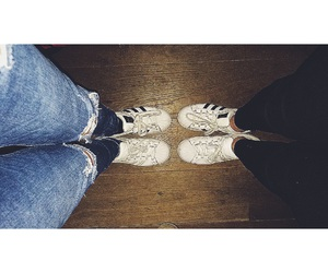 shoes and superstars image
