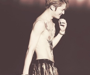 abs, boy, and jaejoong image