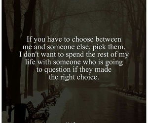 broken, choice, and quote image