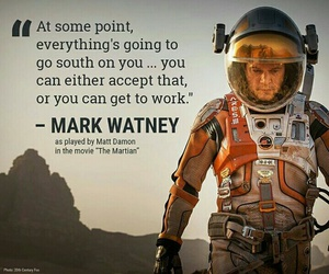 martian and quote image