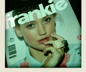 australian, frankie, and magazine image