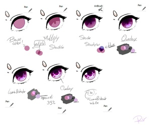 eye and tutorial image
