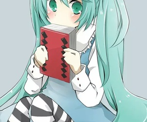 vocaloid, kawaii, and hatsune miku image
