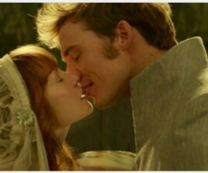 mockingjay, annie, and finnick image