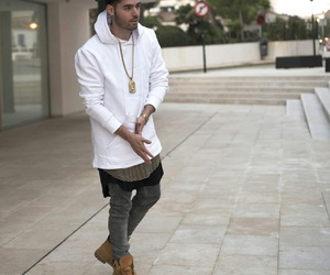 menswear, outfit, and phoenix image
