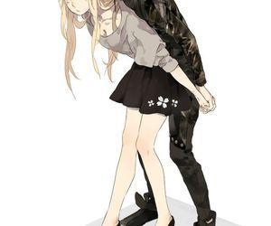 yuri, manga, and anime image