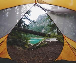adventure, blue, and explore image