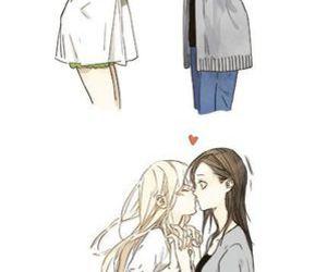 yuri and manga image