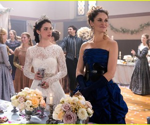 reign, adelaide kane, and mary image