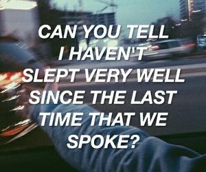 quote, grunge, and sleep image