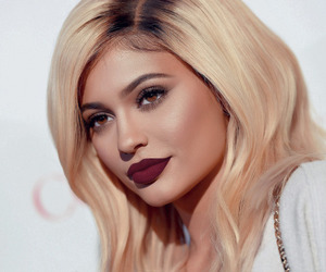 kylie jenner, makeup, and beauty image