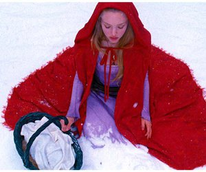 amanda seyfried, red riding hood, and red image