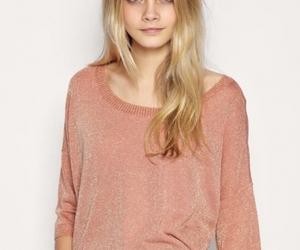 model, cara delevingne, and blonde image