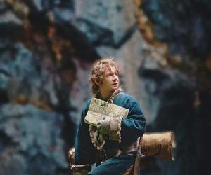 the hobbit, bilbo baggins, and bilbo image