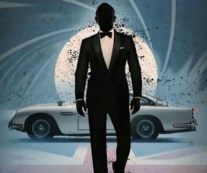 daniel craig, spectre, and James Bond image