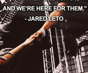 love, jared leto, and echelon image