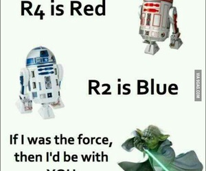 funny, poem, and star wars image