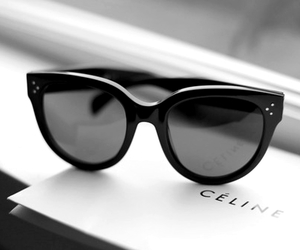 sunglasses, celine, and fashion image