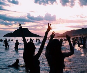 friendship, goals, and vacation image