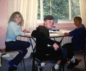 harry potter, emma watson, and tom felton image