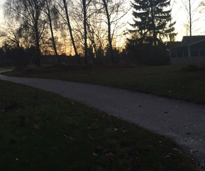 gang, sweden, and walk image