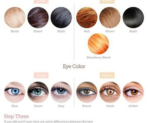 clothes, beauty hacks, and colors image
