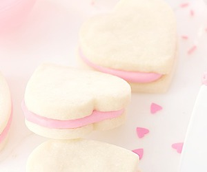 pink, food, and cute image