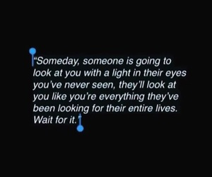 love, quotes, and someday image