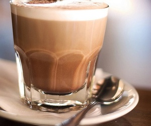 cappuccino and coffee image