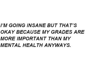 school, grades, and quotes image
