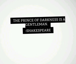 Darkness, gentleman, and quote image