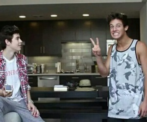 cameron dallas, nash grier, and shawn mendes image