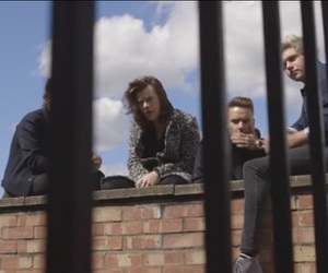 behind the scenes, one direction, and made in the am image