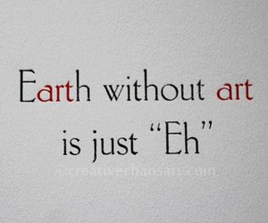 art, earth, and eh image