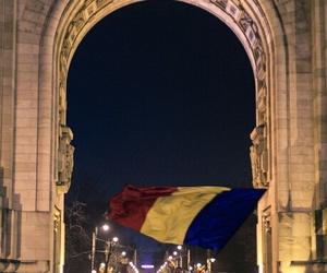 revolution, rip, and românia image