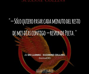 frases, quote, and suzanne collins image