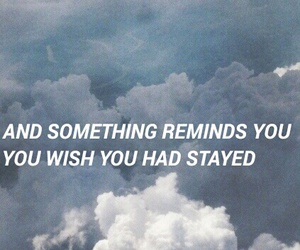 clouds, Lyrics, and Taylor Swift image